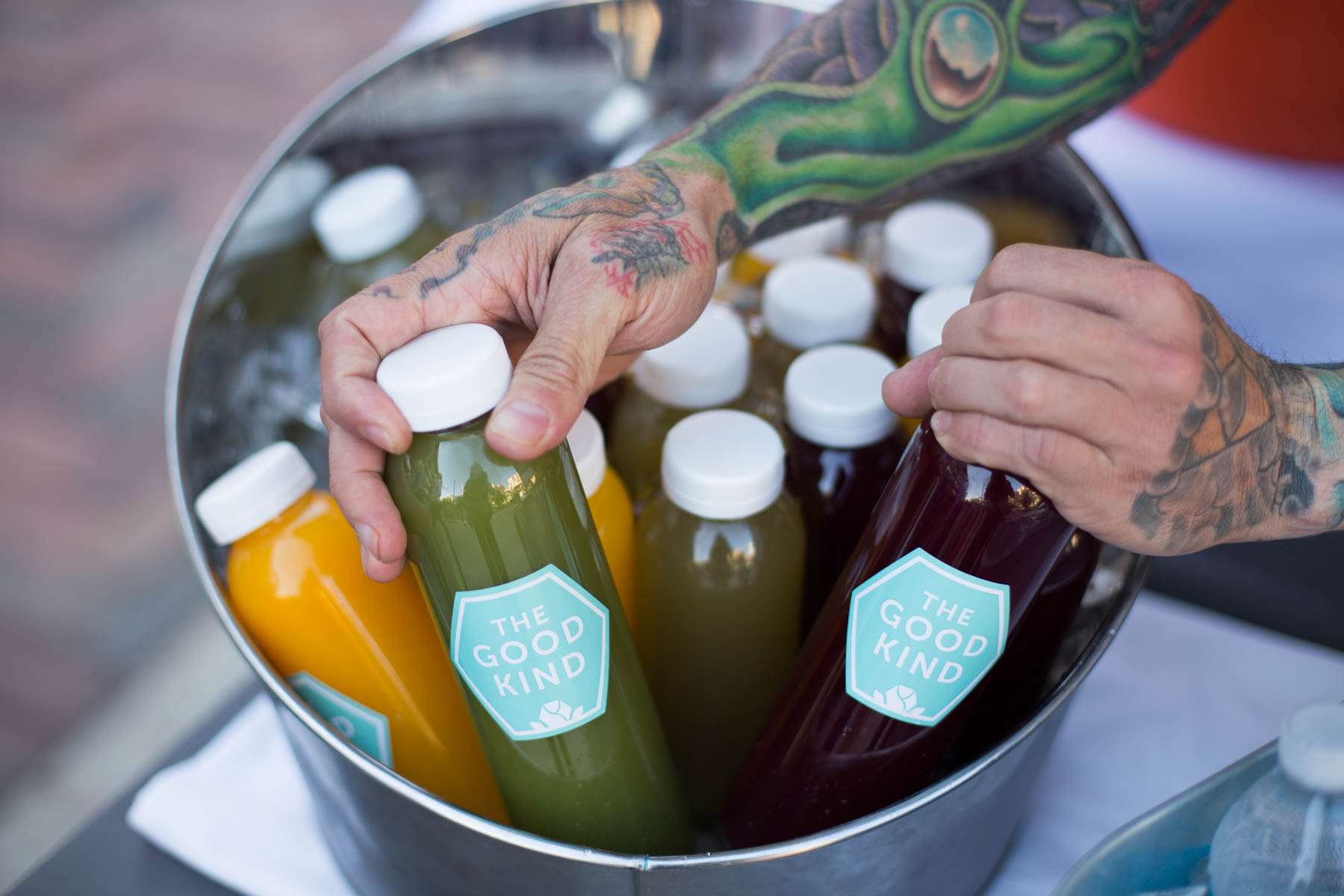 The Good Kind Cold Pressed Juice